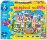 Puzzle - Castelul magic, orchard toys