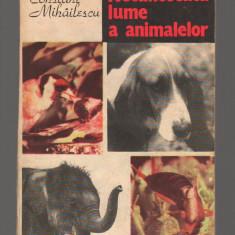 (C8066) NECUNOSCUTA LUME A ANIMALELOR DE CONSTANT MIHAILESCU - Carte Zoologie
