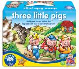 Joc de societate - Cei trei purcelusi, orchard toys