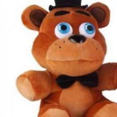 Jucarie de plus ursuletul Freddy Five Nights at Freddy's 25cm - Jucarii plus