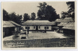 1258 - JURILOVCA, Tulcea, fisherman house - old postcard, real PHOTO - used