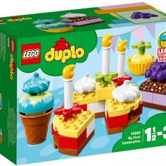 LEGO Duplo - Prima mea festivitate 10862