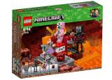 LEGO Minecraft - Lupta Nether 21139