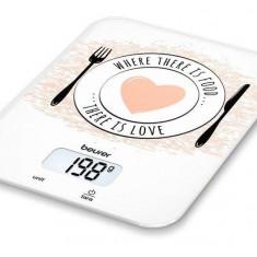 Cantar de bucatarie Beurer KS19 Love 5 kg