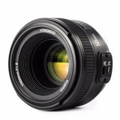 Obiectiv Yongnuo YN 50mm f 1.8 compatibil Nikon