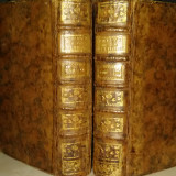 Lot carti vechi religie Preuves Religion Jesus-Christ secol 18, de colectie,rare