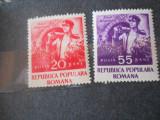 1952/2018  LP 328  ZIUA MINERULUI, Nestampilat