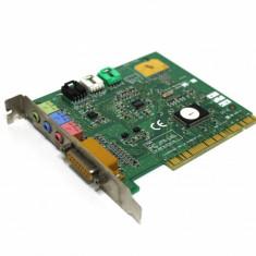 Placa de sunet Creative Labs SB CT5803, 16 bit PCI - Placa de sunet PC