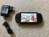 PSP MODAT card 16GB 90JOCURI psp+MINECRAFT+nintendo Super Mario,Zelda,5xPokemon