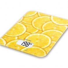 Cantar de bucatarie Beurer KS19 Lemon 5 kg