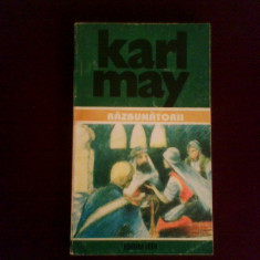 Karl May Razbunatorii, Alta editura