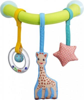 Arcada cu ventuze pentru masina Girafa Sophie - Vulli foto