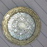 2 two pounds 2006, Elizabeth II, Europa