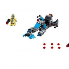 LEGO Star Wars - Motocicleta de viteza Bounty Hunter 75167