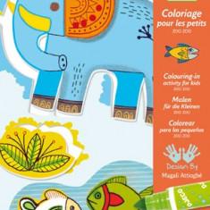 Atelier de desen pentru copii ZooZoo