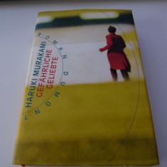 Murakami - gefehrliche geliebte