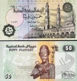 Egipt 2006 - 50 piastres UNC