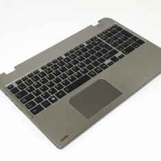 Palmrest + Touchpad + Tastatura Laptop Toshiba M50D-A-10W / AP10S000300P - Carcasa laptop