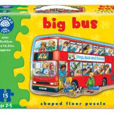 Puzzle orchard toys de podea - Autobuzul