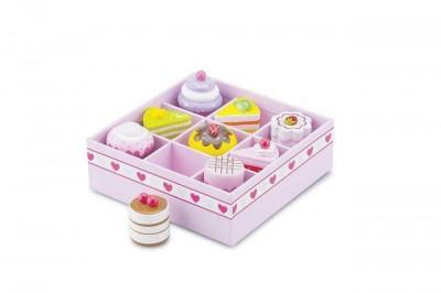 Set prajituri in cutie de cadou - New Classic Toys foto