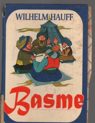 (C8074) BASME DE WILHELM HAUFF foto