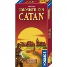 Joc Colonistii din Catan - Extensie - Joc board game kosmos