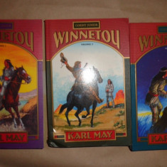 Winnetou 3 volume- Karl May