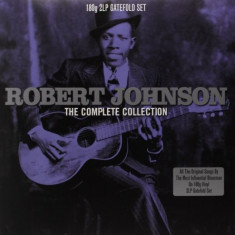 Robert Johnson Complete Collection 180g LP (2vinyl)