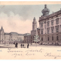 Arad Litho - Carte Postala Crisana pana la 1904, Circulata, Printata