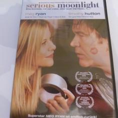 Serious moonlight - dvd - Film romantice, Altele