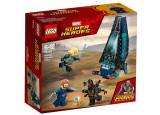 LEGO Marvel Super Heroes - Atacul transportorului de trupe Outrider 76101