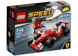 LEGO Speed Champions - Scuderia Ferrari SF16-H 75879