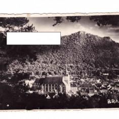 CP Brasov - Biserica neagra, 1936, circulata
