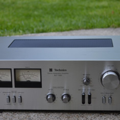 Amplificator Technics SU 7300 - Deck audio