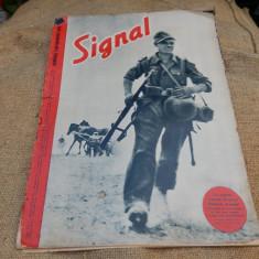 Revista Signal in limba romana, numarul 1 din noiembrie 1942