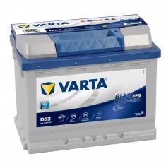 Baterie auto Varta D53 Blue Dynamic EFB 60Ah 12V 560500056