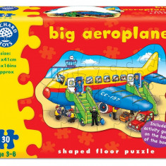Puzzle orchard toys - Avion