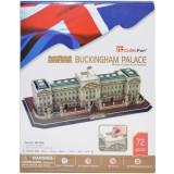 Puzzle 3D Buckingham Palace, cubic fun
