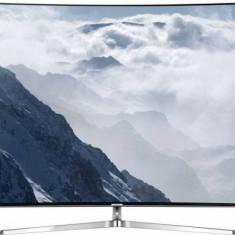 Televizor Samsung LED Smart TV UE55KS9002 138cm UltraHD 4K Ecran curbat Silver - Televizor LED Samsung, 139 cm