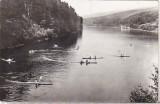Bnk cp Valiug - Lacul de acumulare - circulata, Printata