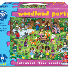 Puzzle orchard toys - Petrecerea din padure