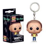 Figurina tip breloc Funko Pop Rick and Morty - Morty