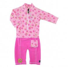 Costum de baie Baby Rose marime 86-92 protectie UV Swimpy