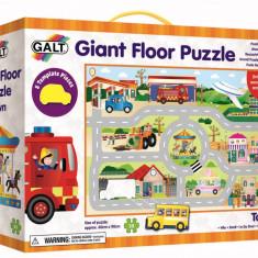 Giant Floor Puzzle Galt - Orasul (30 piese)
