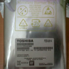 Noi sigilate hdd hard disk drive Toshiba&wd 500GB pt pc,dvr
