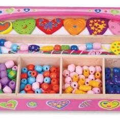 Caseta din lemn cu bijuterii - New Classic Toys