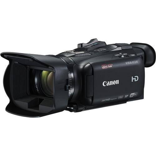 Camera video Canon Legria HF G40 Full HD Wi-Fi 1920 x 1080p Neagra foto mare