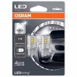 Set 2 becuri auto led Osram Retrofit W21/5W 5W 21V