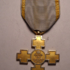 Crucea Elisabeta 1877 1878 Alinare si Mangaiere Piesa de Colectie Rara