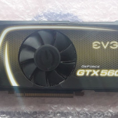 Placa video EVGA GeForce GTX 560 Ti 1GB DDR5 256 BIT